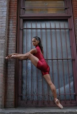 A Chat With Misty Copeland (Originally posted 3/5/12)