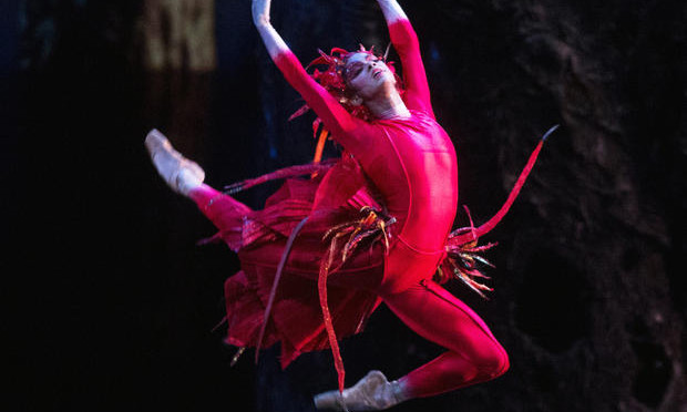 NYT Mention today~ Dance Critic ALASTAIR MACAULAY does  a Demi- history lesson! and gives Kudos!!