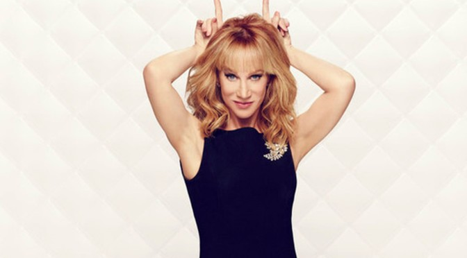 Kathy Griffin Quits Fashion Police, Could this mark the END?