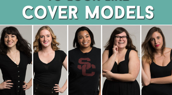 BuzzFeed is Brilliant! Average Women Get Photoshopped To Look Like Cover Models
